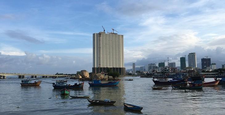 马来西亚媒体赞叹越南中部海滩美景 - ảnh 1