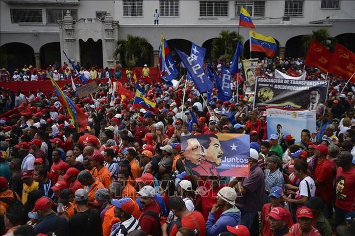 通过和平方式解决委内瑞拉目前的政治危机 - ảnh 2