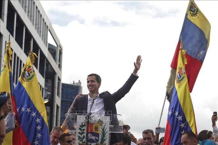 通过和平方式解决委内瑞拉目前的政治危机 - ảnh 1