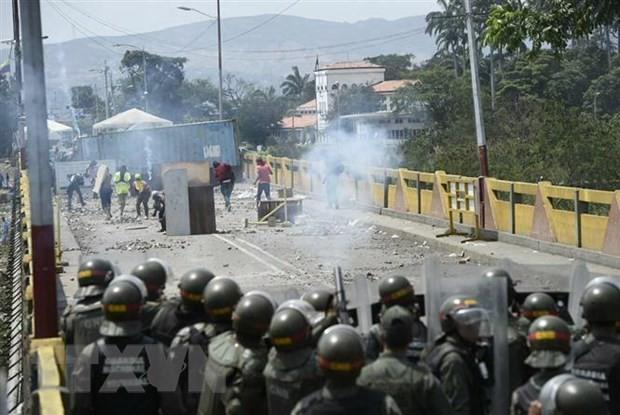 委内瑞拉决心捍卫国家主权与领土完整 - ảnh 1