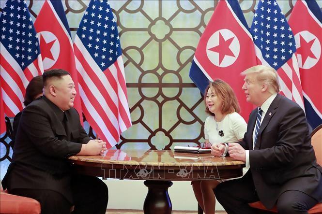 美国朝鲜问题特使比根向国会报告美朝首脑会晤结果 - ảnh 1