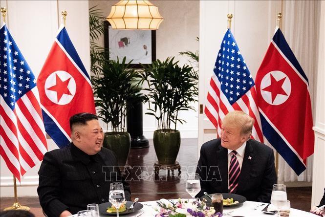 美朝领导人第二次会晤:老挝高度评价越南的组织工作 - ảnh 1
