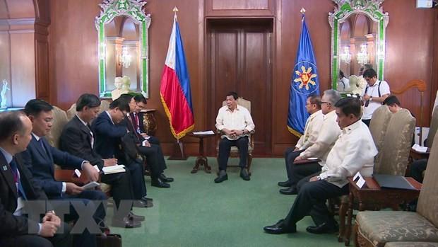 越南-菲律宾双边合作联合委员会会议举行 - ảnh 1