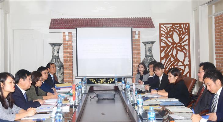 越南和日本就《移交被判刑人员协定》进行磋商 - ảnh 1