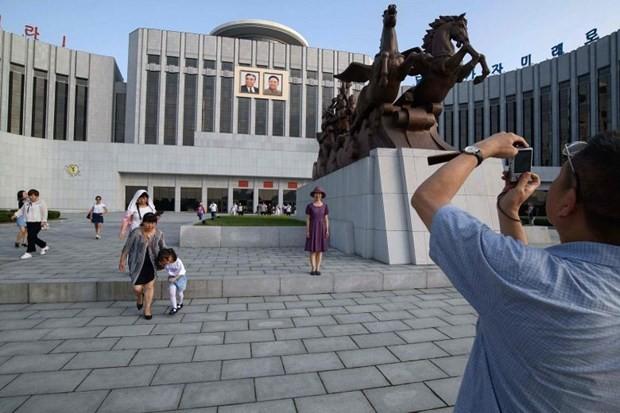 朝鲜希望吸引越南游客 - ảnh 1