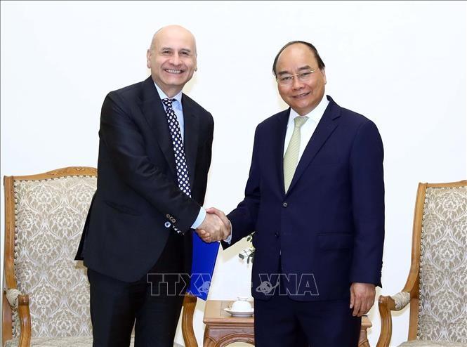 越南和意大利加强经贸合作 - ảnh 1