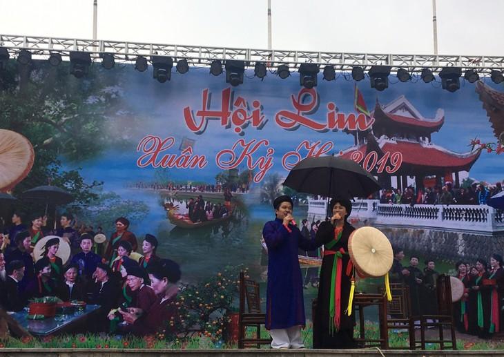 北宁官贺民歌-越南的特色文化 - ảnh 1