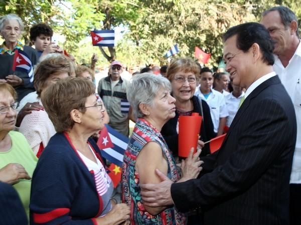 Cuban media highlights PM Nguyen Tan Dung's visit - ảnh 1