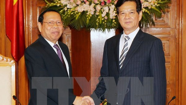 Prime Minister welcomes Cambodian Planning Minister - ảnh 1