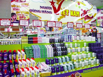 "Campaign ""Vietnamese people prioritize Vietnamese products"" promoted - ảnh 1"