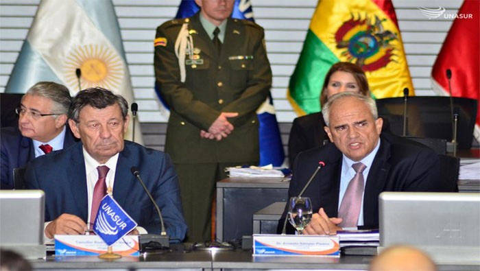 UNASUR demands end of US executive decree against Venezuela - ảnh 1