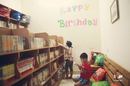 Free libraries inspire reading in rural areas - ảnh 1