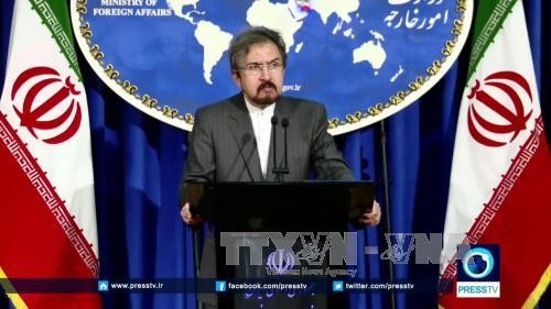 Iran condemns US court ruling over 9/11 attacks - ảnh 1