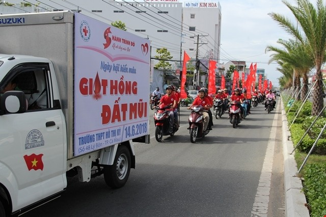 International Blood Donor Day marked across Vietnam - ảnh 2