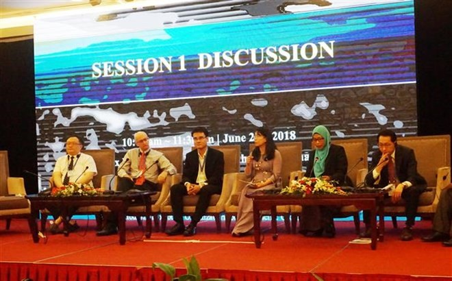 Asia-Pacific cities discuss solutions to tourism development - ảnh 1