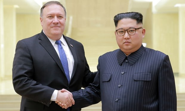 US Secretary of State visits Pyongyang - ảnh 1