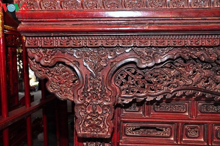 Chem – a unique temple of Thang Long Royal Citadel - ảnh 12