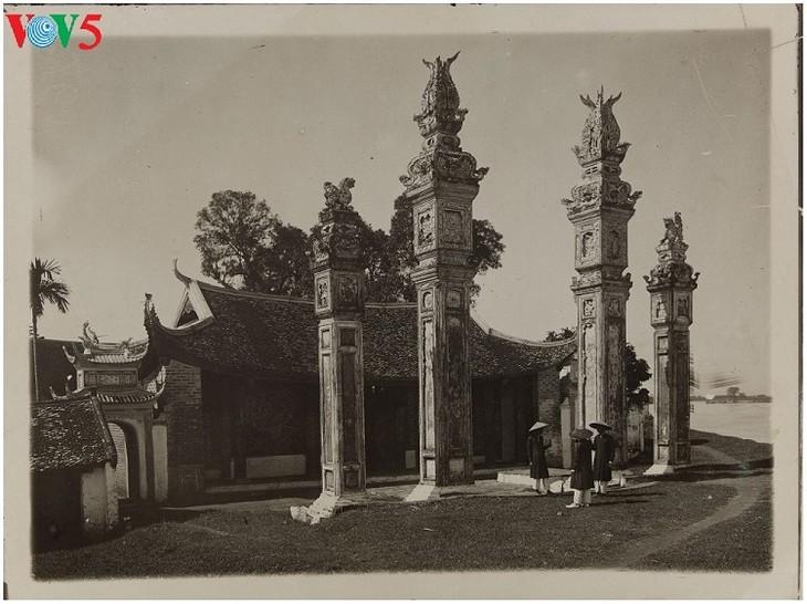 Chem – a unique temple of Thang Long Royal Citadel - ảnh 1