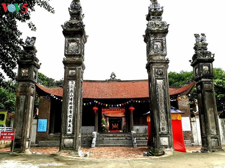 Chem – a unique temple of Thang Long Royal Citadel - ảnh 4