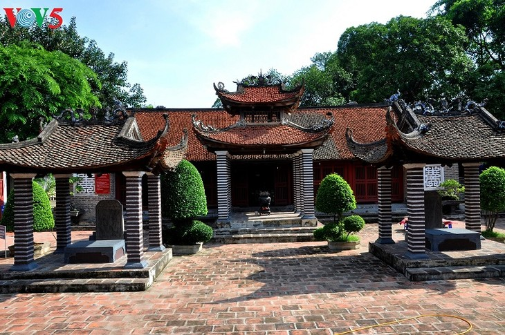 Chem – a unique temple of Thang Long Royal Citadel - ảnh 6
