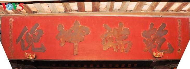 Chem – a unique temple of Thang Long Royal Citadel - ảnh 7
