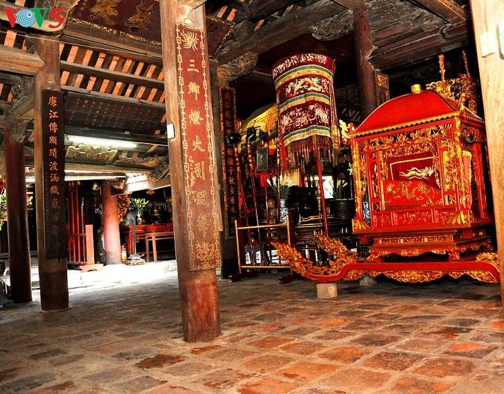 Chem – a unique temple of Thang Long Royal Citadel - ảnh 8