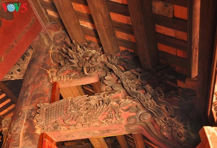 Chem – a unique temple of Thang Long Royal Citadel - ảnh 9