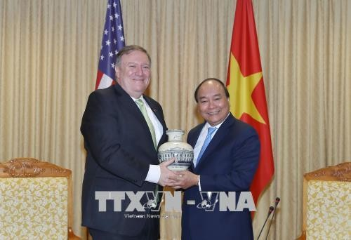 Vietnam expects more effective, pragmatic ties with US: PM - ảnh 1