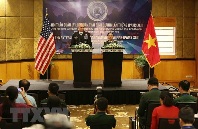 Pacific armies seek to enhance joint response to common challenges - ảnh 1