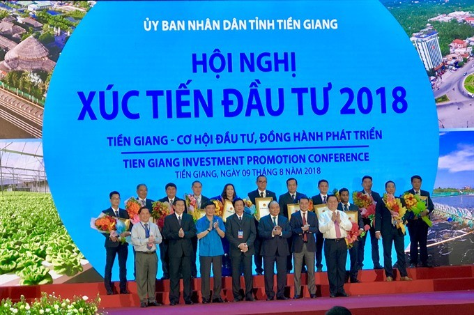 Tien Giang expected to drive growth in Mekong Delta - ảnh 1