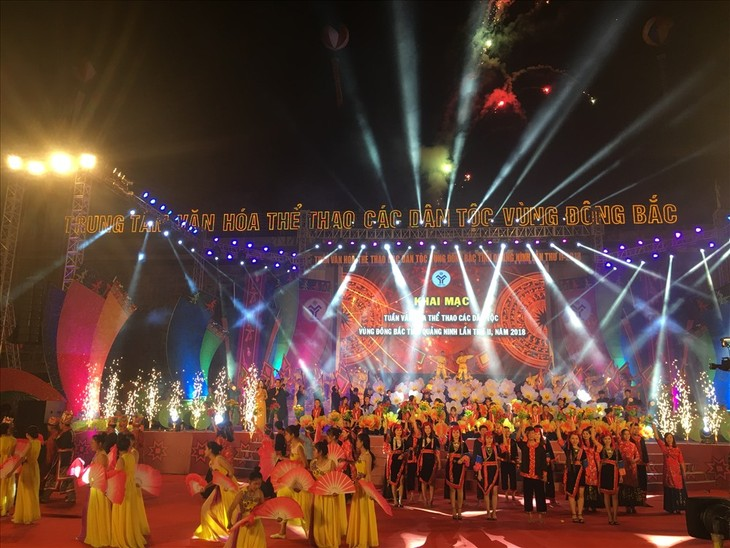 Quang Ninh culture week honors local ethnic culture - ảnh 1