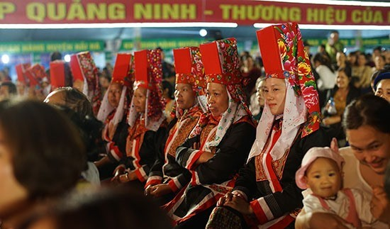 Quang Ninh culture week honors local ethnic culture - ảnh 2