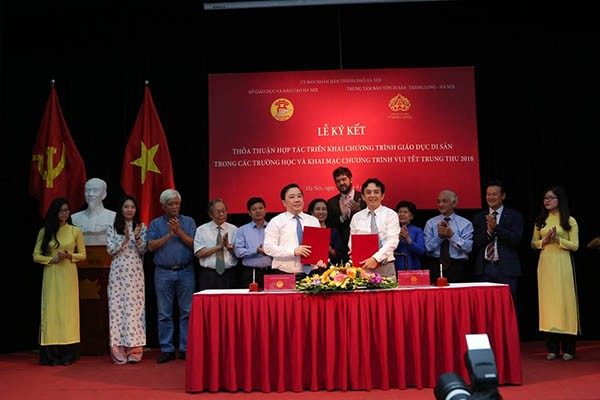 Vietnam seeks new way for sustainable preservation of heritages  - ảnh 1