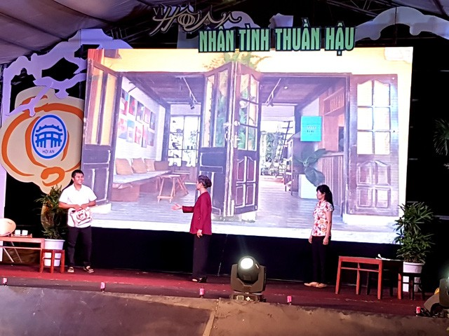 Good manners promoted to restore Hoi An's values - ảnh 1