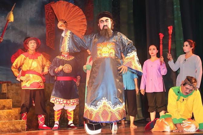 Vietnam's classical opera reaches out to wider public - ảnh 1