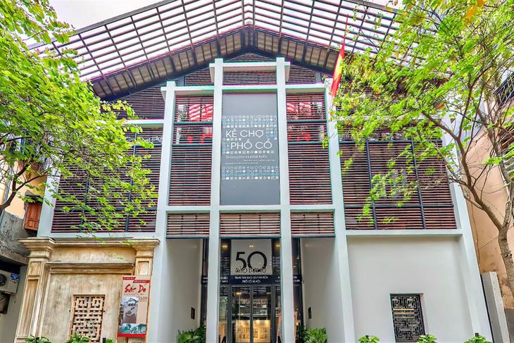 Hanoi's culture center promotes old quarter heritage - ảnh 1