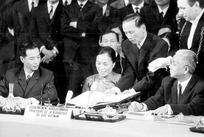 Vietnam marks 46th anniversary of Paris Peace Accords - ảnh 1