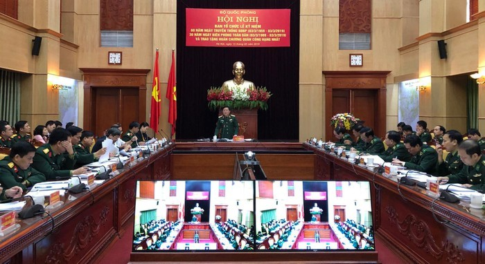 Border Guard Force's traditional day ceremony to be held on March 1 - ảnh 1