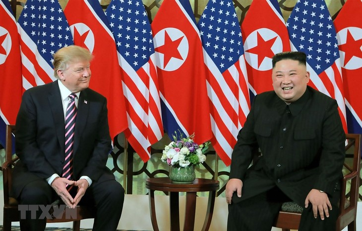 US President hopes to soon reach a deal with DPRK - ảnh 1