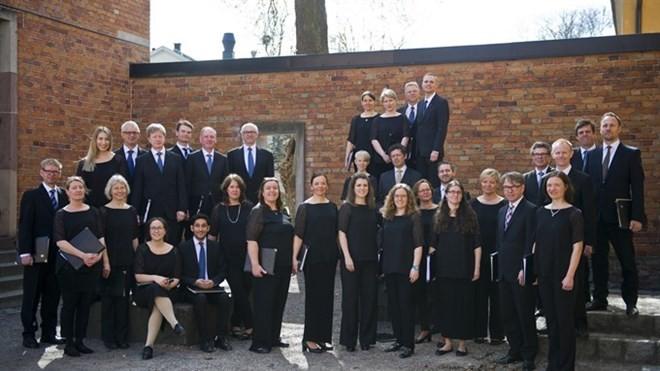 Swedish choir celebrates Sweden–Vietnam diplomatic ties - ảnh 1