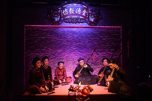 Classical theatre embraced by young Vietnamese  - ảnh 1