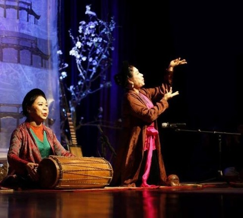 Classical theatre embraced by young Vietnamese  - ảnh 2