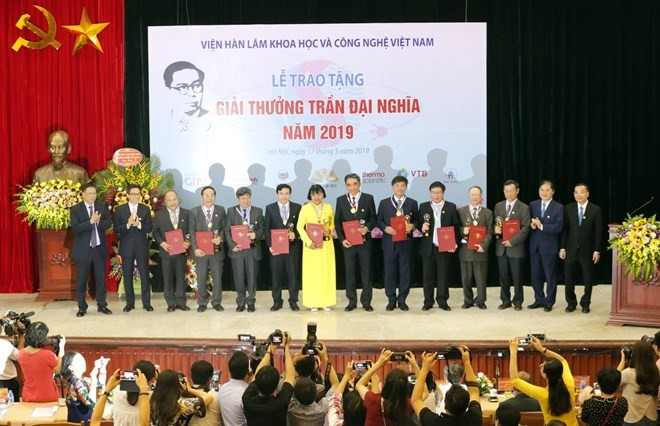 Scientific projects honoured with Tran Dai Nghia Award - ảnh 1