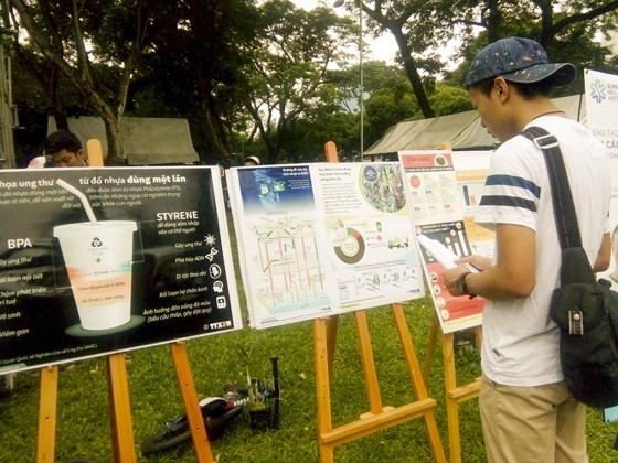 World Environment Day celebrated across Vietnam - ảnh 1