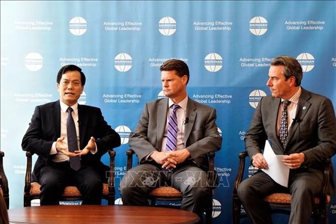 Meridian diplomacy forum talks Mekong-US cooperation - ảnh 1