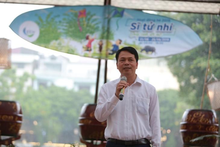 Summer activities for children at Van Lake - Hanoi's Temple of Literature  - ảnh 1