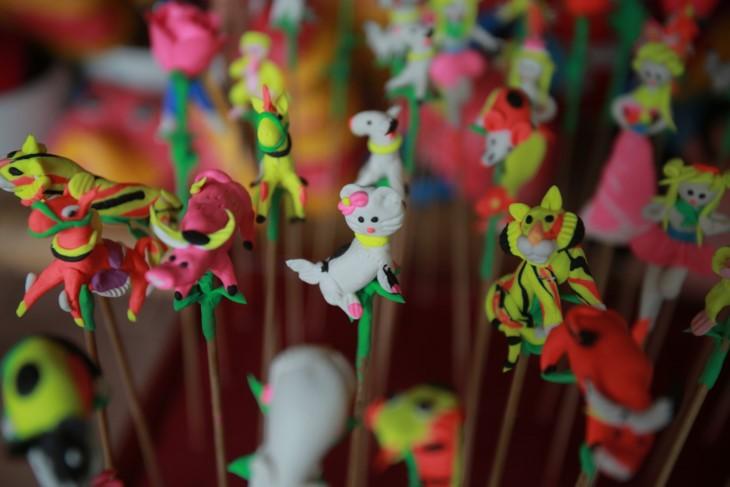 Summer activities for children at Van Lake - Hanoi's Temple of Literature  - ảnh 4