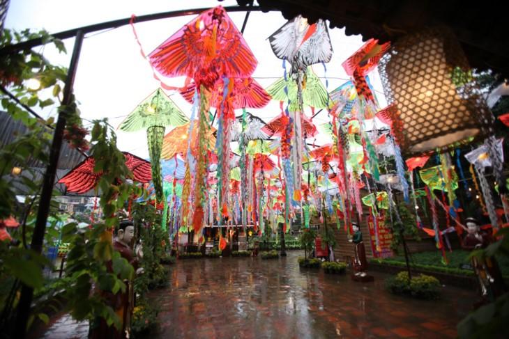 Summer activities for children at Van Lake - Hanoi's Temple of Literature  - ảnh 9