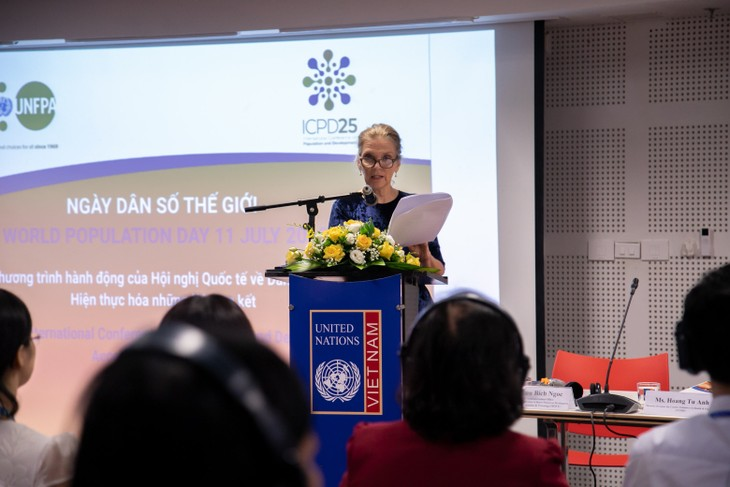 UNFPA, Vietnam aim to achieve sexual, reproductive health and rights for all - ảnh 1