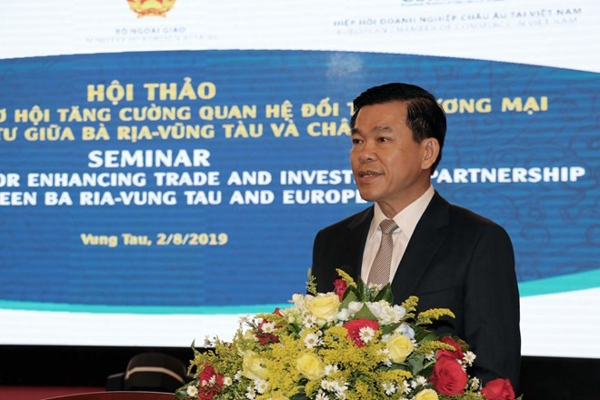 EVFTA: an opportunity to boost trade, investment with Europe - ảnh 1